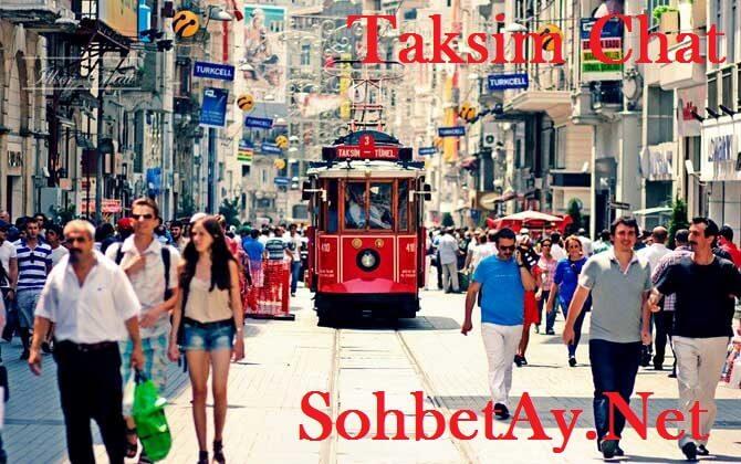 Taksim Chat Sitesi